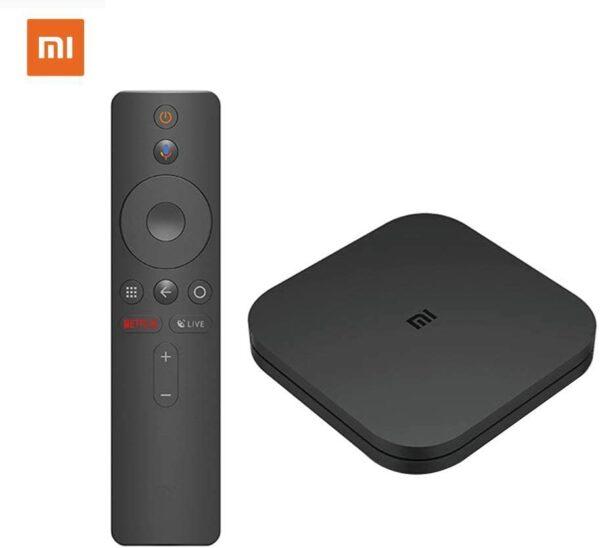 Xiaomi Mi TV Box S Boitier Android TV 4K HDR