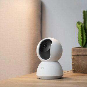 Caméra de Sécurité Domestique 360° 1080P