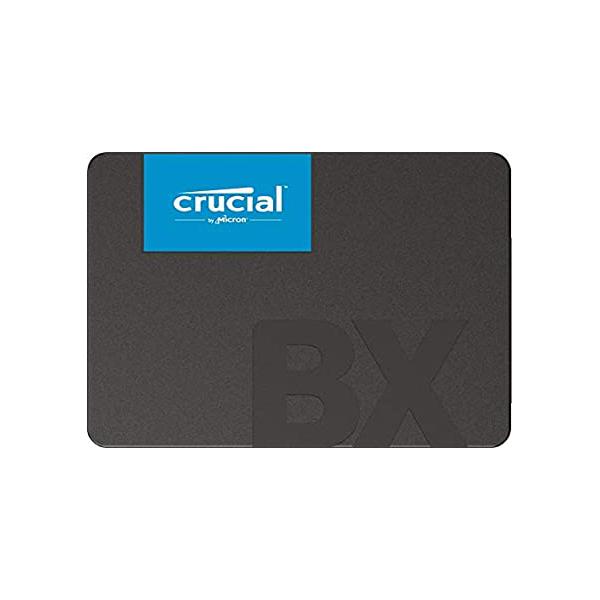 Crucial BX500 240Go SSD Interne SATA, 2,5 pouces