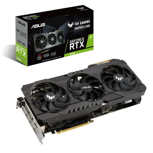 ASUS GeForce TUF RTX 3080 O10G GAMING